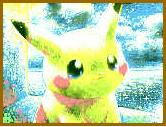 Pikachu from Kokuban