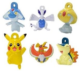 Pokemon Bath Powder GS Bandai