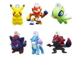 Pokemon Bath Powder Movie 13 Bandai