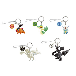 Pokemon Figures Strap 1st Kuji Banpresto