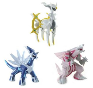 Pokemon Pose Figure 2009 movie TTA