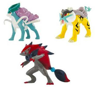 Pokemon Pose Figure 2010 Movie TTA