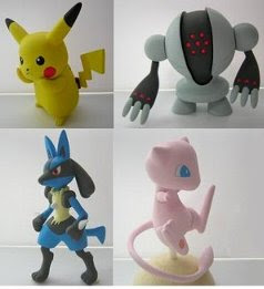 Pokemon Pose Figure EX