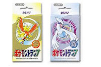 Pokemon Playing Cards GS Nintendo