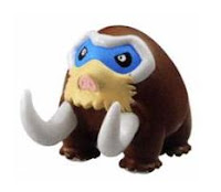 Mamoswine Figure Tomy MC