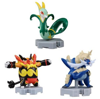 Pokemon Figure Monster Collection Plus Jalorda Enbuoh Daikenki Tomy