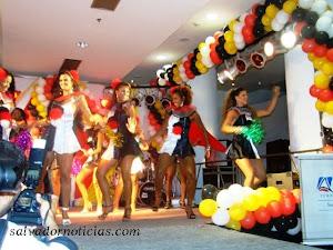 Rainha do Carnaval 2010