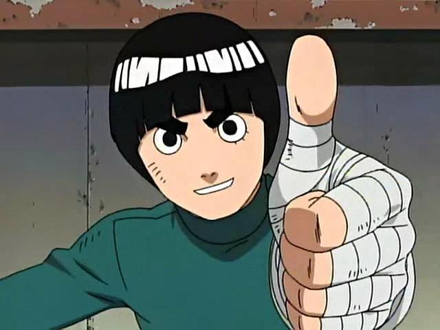 Personagens de animes parecidos! Lee