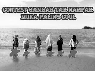 :: Contest Gambar Tak Nampak Muka Paling Cool ::