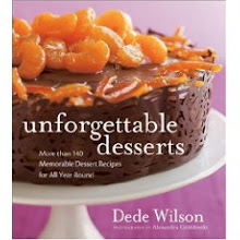 Unforgettable Desserts is Here: Buy from Barnes and Noble