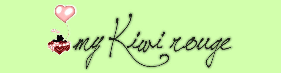 Biju Kiwi Rouge