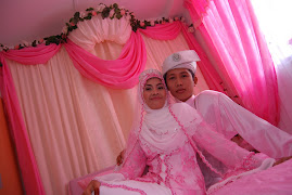 pada hari perkahwinan