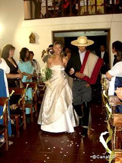 ¿Harían un matrimonio a la chilena? 1