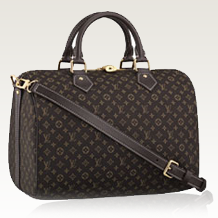 Louis Vuitton Speedy 30 with Strap (Idylle Fussain)