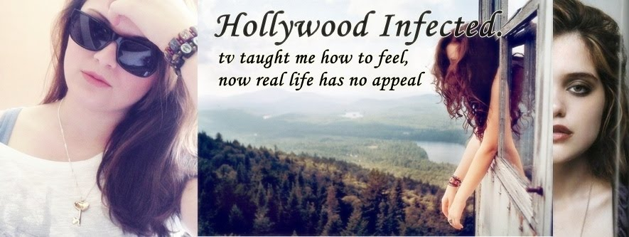 Hollywood infected.