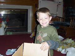 Rhetts sixth birthday!
