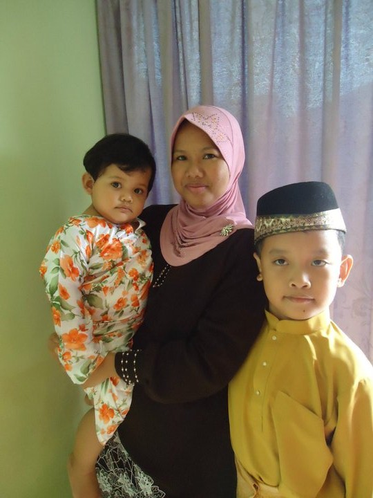 Syirah - Mama - Aliff