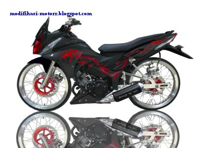 Picture Modifikasi Motor Cs1