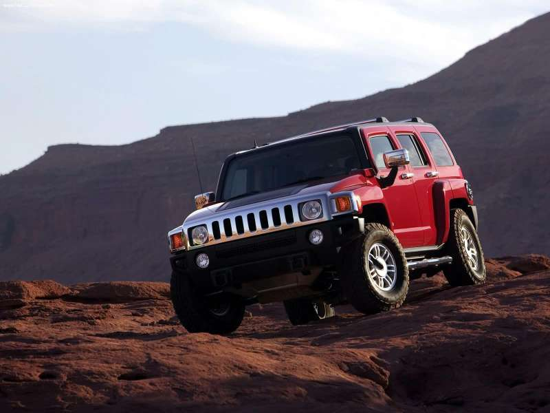 hummer fx 5600. The Hummer H3 is a agent from