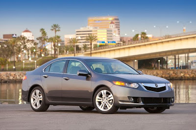 2010 Acura TSX Luxury Car
