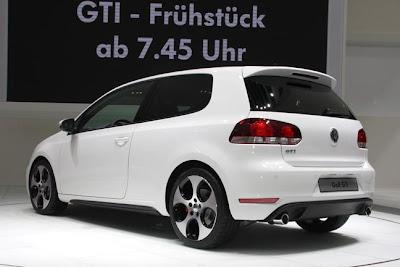 Volkswagen GTI R-Series 2009