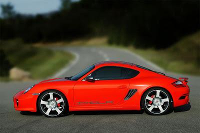 2006 Porsche Rinspeed Cayman Imola Exotic Car