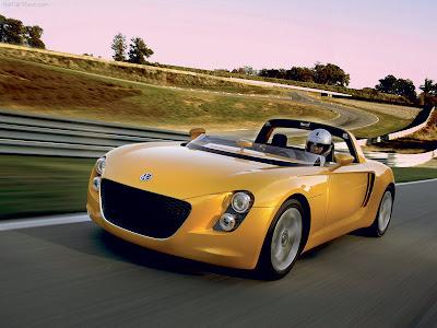 Luxury Volkswagen EcoRacer Prototype impressive performance