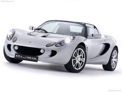 Lotus Car Wallpaper. New Exotic Lotus Elise SC