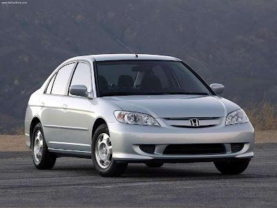 Honda Civic Hybrid 1169 Cc Engine