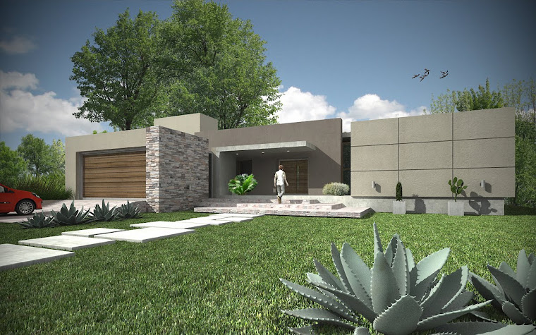 Casa Rossi. Proyecto.
