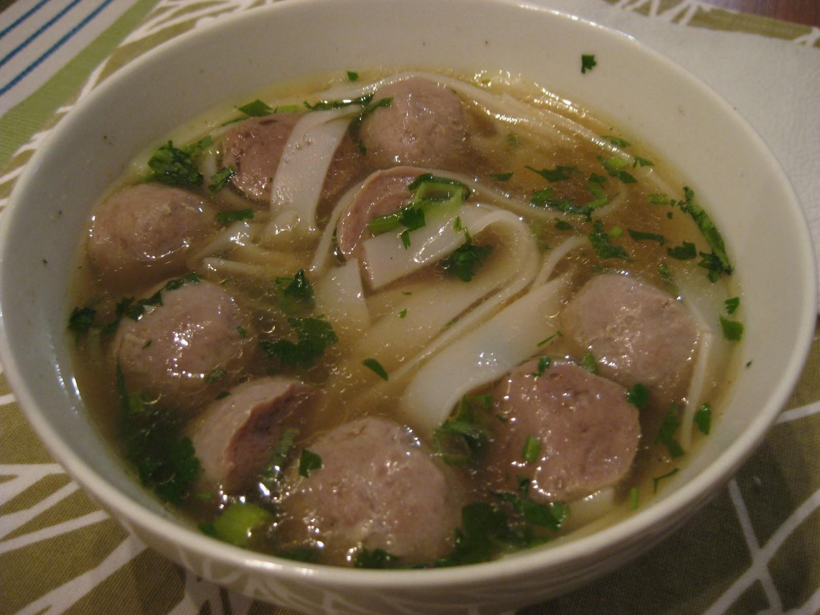 food fanatic: Recipe: Vietnamese Pho Soup