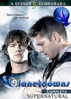 Supernatural 5ª Temporada Completa - RMVB Dublado