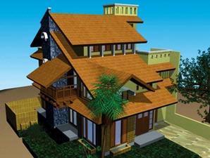 referensi desain rumah aneka keterampilan