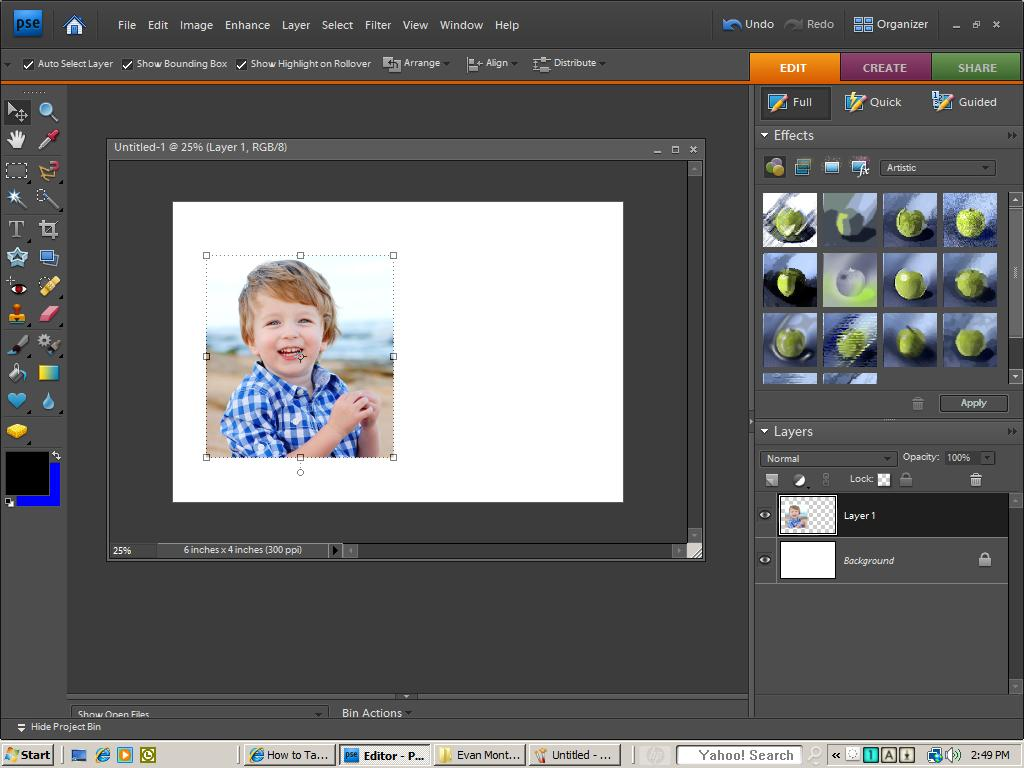 Studio Calico Tutorial Resizing Photos