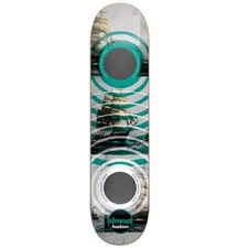 There are these skateboards called tech decks. They are mini not life size.  They have cool designs on them. They have real skateboard brands to.