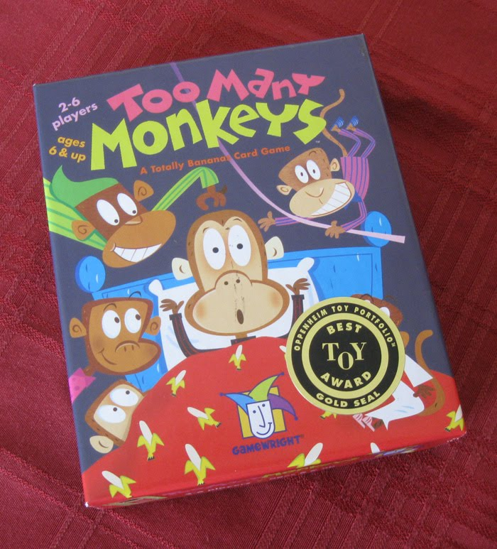 Too Many Monkeys Mama Call The Doctor The Board Game Family