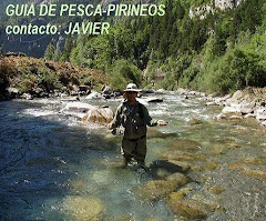 SERVICIO DE GUA-ACOMPAANTE DE PESCA A MOSCA EN PIRINEOS