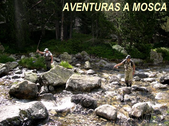 AVENTURAS A MOSCA