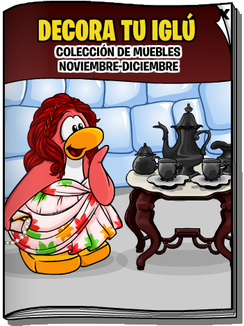 Club penguin mundo espa ol version 3 0 nuevos catalogos for Decora tu mansion