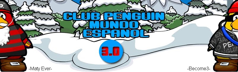 Club Penguin Mundo Español VERSION 3.0