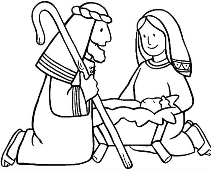 CLASE ROQUITAS: EL NACIMIENTO DE JESUS