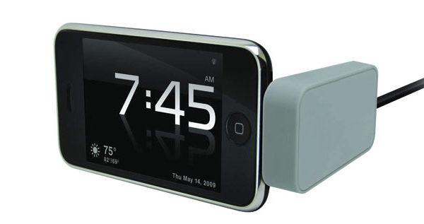K39258EU Nightstand Charging Dock for iPhone 4/4S
