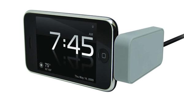 K39258EU Nightstand Charging Dock for iPhone 4/4S