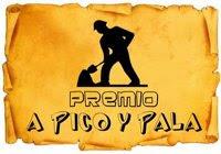 PREMIO A PICO Y PALA