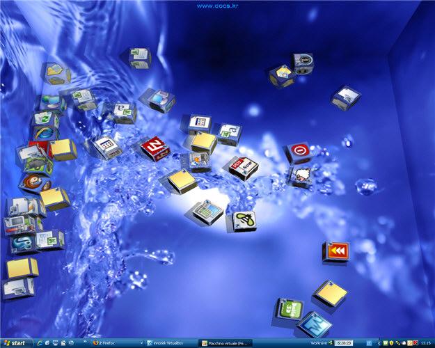 Trucos Para PC: ESCRITORIO 3D (Shock Desktop 3D)
