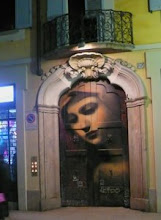Door Mural Milan