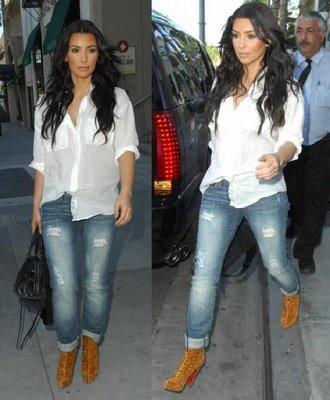 Kardashian Clothes Line on Que Nao Podemos Negar E Que Kim Tem Estilo Visual Exotico E Atitude