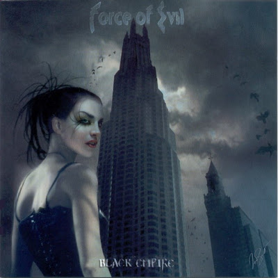 Force Of Evil - Days Of Damien