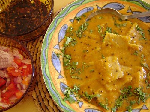 how to make dal dhokli recipe in hindi