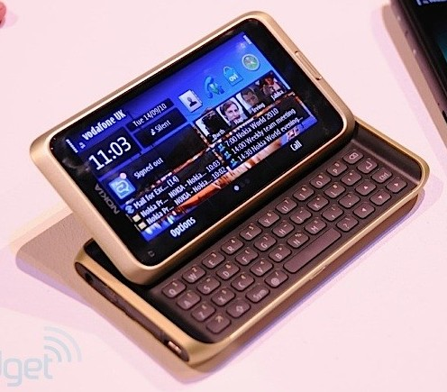 The Nokia E7 Is Packed With Advanced Smartphone Technology